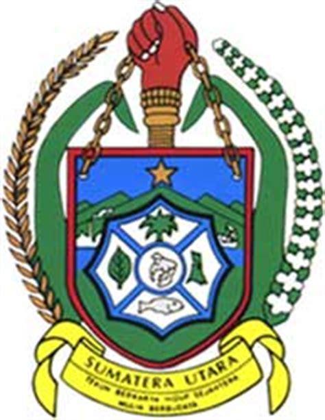 kaos distro batak sumut koleksi lambang dan logo lambang provinsi sumatra utara