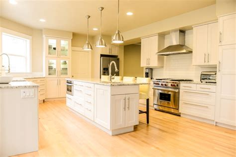 general contractors kitchen remodeling portland