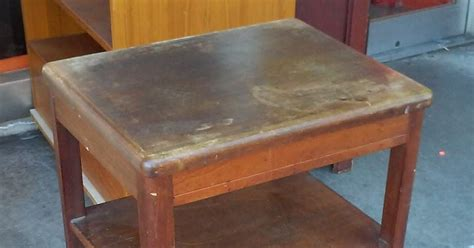 30 tall end table uhuru furniture collectibles sold 29 quot tall deco end