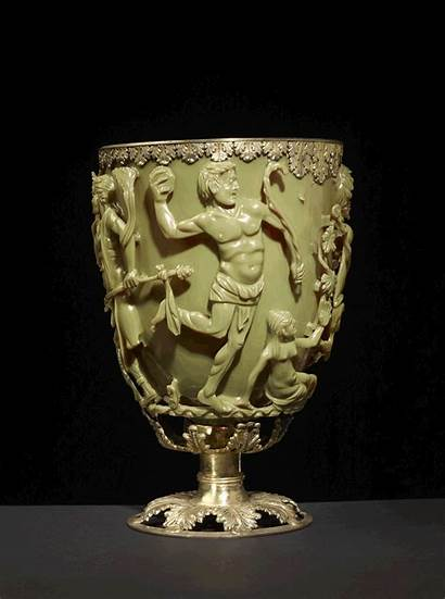 Cup Lycurgus Roman Ancient Artifacts Museum Chalice