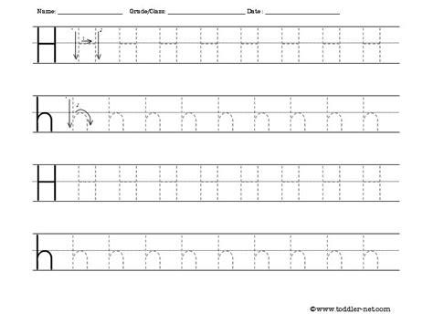 letter h worksheets for preschoolers letter h worksheet