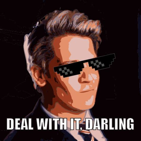 Milo Yiannopoulos Memes - deal with it darling milo yiannopoulos know your meme