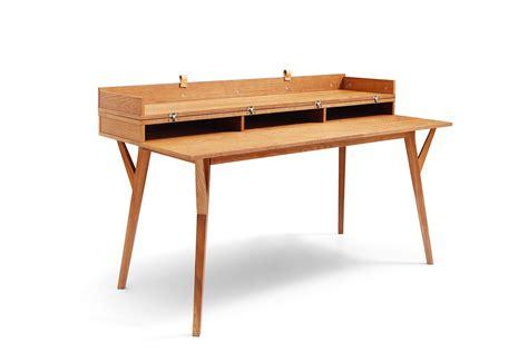 bureau convertible bureau design scandinave en bois et convertible emme