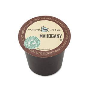 Café escapes® (1) caribou coffee® (4) diedrich (1) dunkin' donuts® (1). Caribou Coffee Mahogany Coffee K-Cups, Dark Roast, 96/Carton   Caribou coffee, Coffee k cups ...