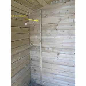 Abri De Jardin En Kit : kit anti temp te en bois pour abri de jardin solid achat ~ Dailycaller-alerts.com Idées de Décoration