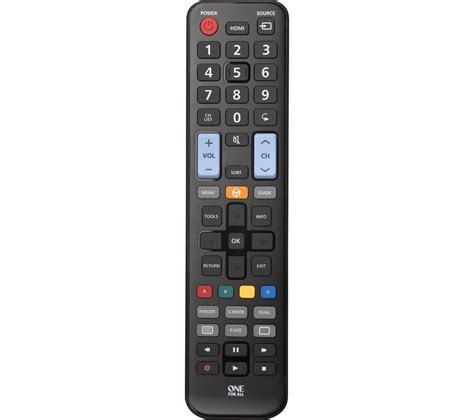With Remote One For All Urc 1910 Samsung Replacement Remote