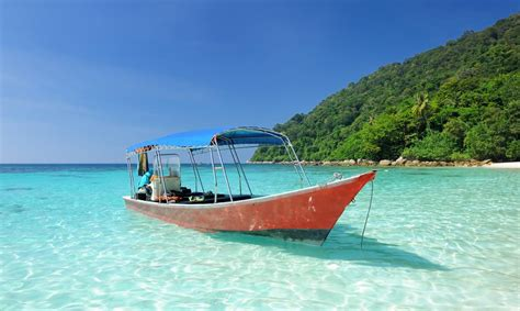 Motorboat Malaysia by Pictures Of East Coast Malaysia Bamboo Travel