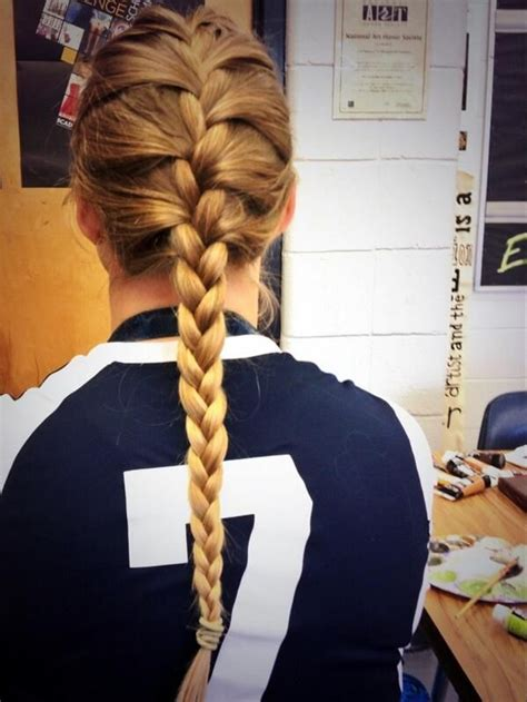 sweaty memories youll  forget   volleyball player volleyball hairstyles sport