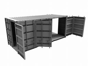 45 Fuß Container : side door container info angebote containerbasis ~ Jslefanu.com Haus und Dekorationen