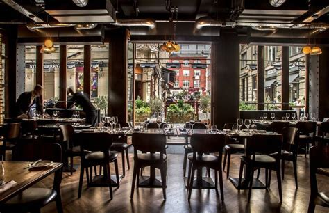 Heddon Street Kitchen Restaurant, Soho   Piccadilly Circus