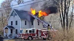 Video From Massachusetts House Fire