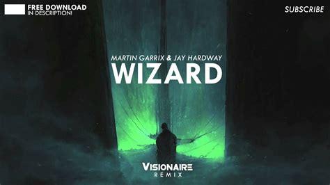 Martin Garrix & Jay Hardway  Wizard (visionaire Remix