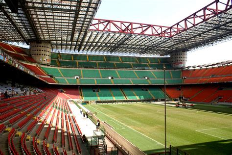 posti a sedere stadio san siro qual 232 lo stadio pi 249 grande d italia