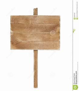 Pancarte En Bois : vieux panneau d 39 affichage en bois d 39 isolement sur le blanc image stock image du plaquette ~ Teatrodelosmanantiales.com Idées de Décoration