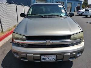 2003 Chevy Trailblazer Truck 4x4  Smogged  For Sale In