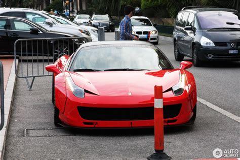 Ferrari f12berlinetta vs ferrari 458 italia. Ferrari 458 Italia Liberty Walk Widebody - 25 April 2015 - Autogespot