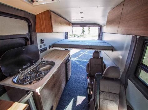 dodge ram promaster truck camper class   colorado