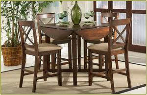 Best expandable dining table for small spaces interior for Expandable dining table for small spaces