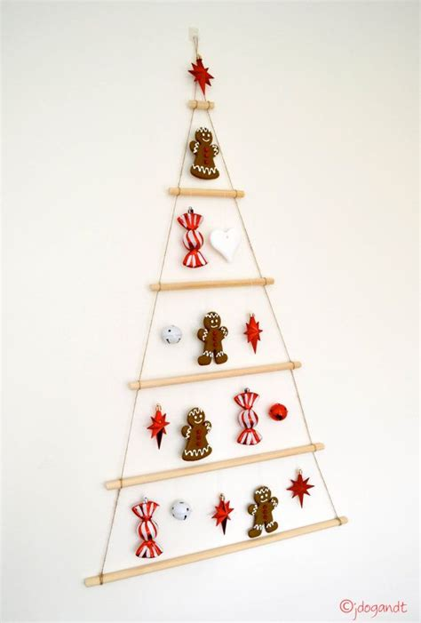 christmas tree ornament mobile wooden christmas tree hanging dowel mobile wall by 3301