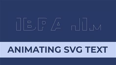 This course presents a series of basic css animation projects: SVG Animation - HTML & CSS - YouTube