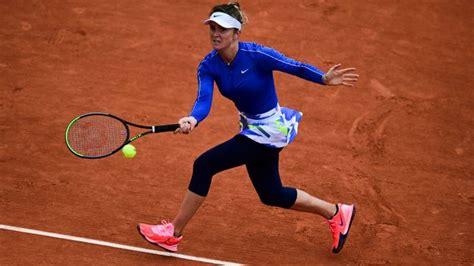Thiem, Svitolina into French Open last 16