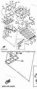 Yamaha Waverunner Parts 1996 Oem Parts Diagram For Intake