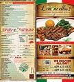 Menu | Best Italian Restaurant in NJ | Limoncellos Restaurant