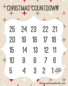 free count calendar print out calendar