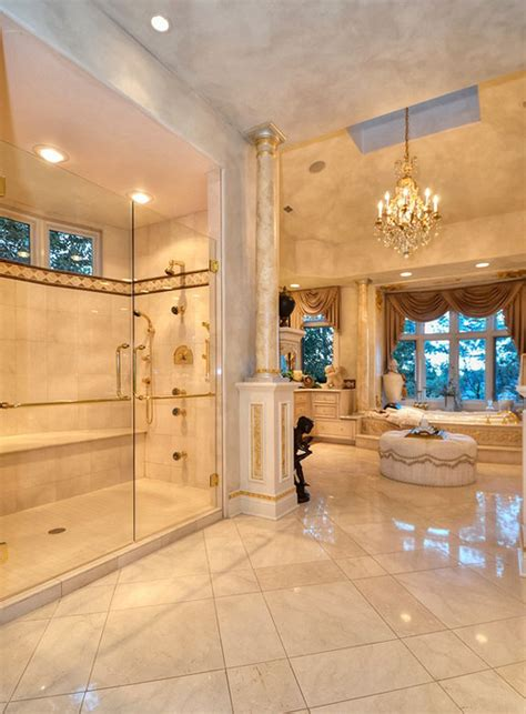 master bathroom shower 63 luxury walk in showers design ideas designing idea Luxury