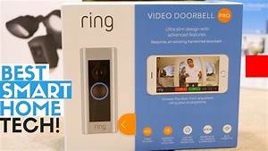 Best Smart Home Tech for Outdoors - Ring Video Doorbell 2 ...