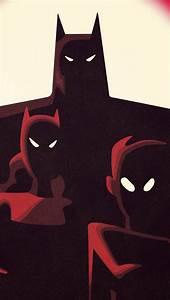 Batman Robin And Batgirl - The iPhone Wallpapers