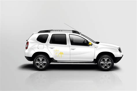 dacia duster air  sandero black touch editions coming