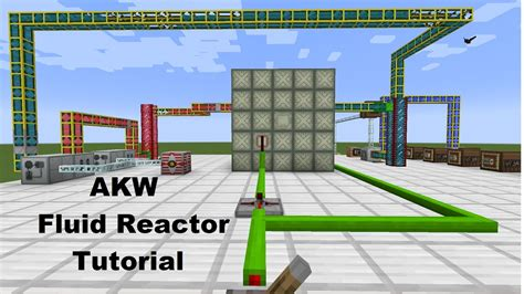 Industrial Reactor Nuclear Craft