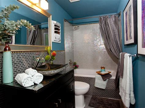 gray and teal bathroom white bathroom decor ideas pictures tips from hgtv