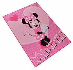 Minnie Mouse Teppich : kinder teppich disney minnie mouse flower 95x133 cm rosa ebay ~ Indierocktalk.com Haus und Dekorationen