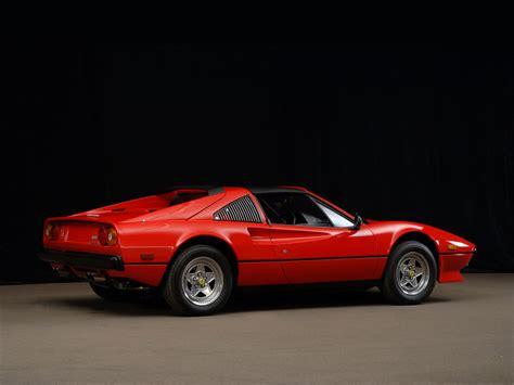 308 Gts Quattrovalvole by 308 Gts Quattrovalvole America 1982 85