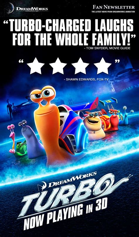 Ryan Reynolds is the Fastest Snail in 'Turbo' ⋆ Starmometer
