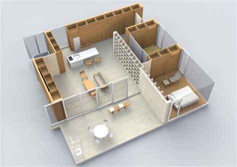 House Furniture by Shigeru Ban X Muji House Of Furniture At House Vision
