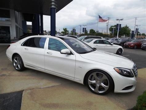 maybach mercedes white 2016 s600 maybach mercedes benz limo white
