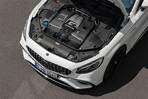 Mercedes S Coupe : 2018 mercedes amg s63 and s65 coupe cabrio facelifts get panamericana grille autoevolution ~ Melissatoandfro.com Idées de Décoration
