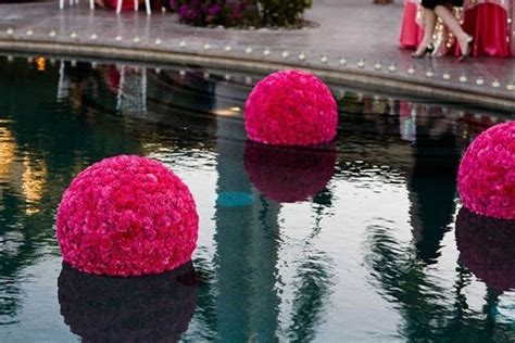 Branch Floating Candles Resized 600 by And Funky Pool Decor For Your Backyard Wedding