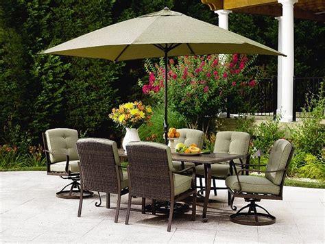patio in set patio furniture sets with umbrella home interior outdoor