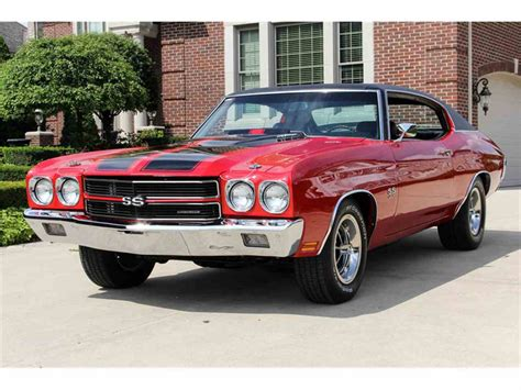 Chevrolet Ss For Sale by 1970 Chevrolet Chevelle Ss For Sale Classiccars Cc