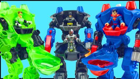 batman green lantern superman battle bane luthor