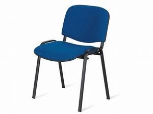 Chaise De Bureau Bleu : chaises d 39 accueil chaises d 39 accueil pas cher chaises d ~ Teatrodelosmanantiales.com Idées de Décoration