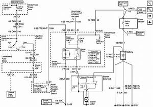 I Need A Ignition Circuit Wiring Diagram For A 99 Oldsmobile Bravada