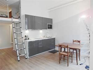 Studio Mezzanine Paris : studio apartments for rent in paris victoire louvre 75002 ~ Zukunftsfamilie.com Idées de Décoration