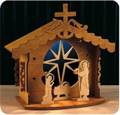 christmas nativity scroll  patterns plans diy