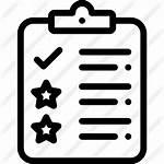 Icon Revisar Icono Icons Premium Shortlist Iconos