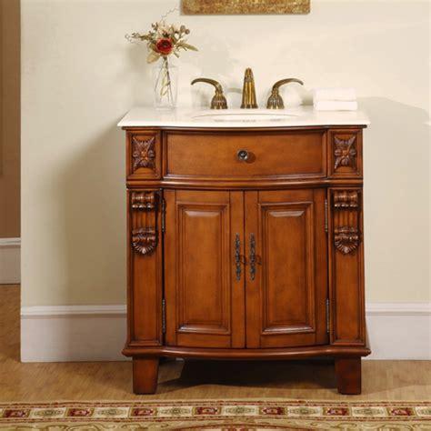 33 inch vanity cabinet 33 inch hand carved single sink vanity cabinet uvsr020433